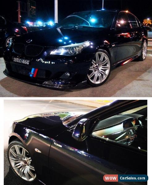 Bmw 540i M Sport: Bmw M-Sport 540i For Sale In Australia