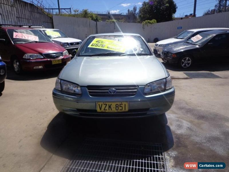 Toyota Camry For Sale In Australia