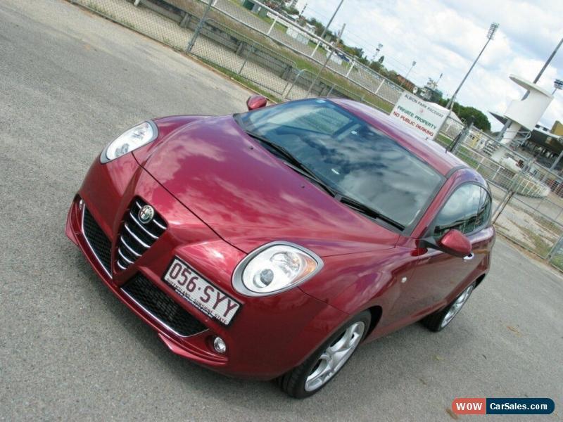Alfa Romeo Mito For Sale In Australia - Alfa romeo mito for sale