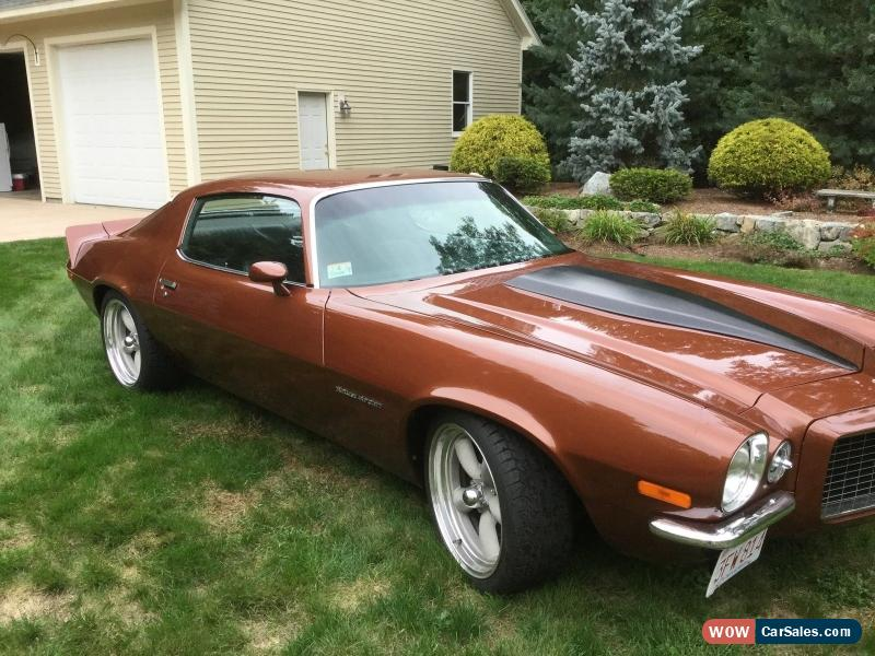 for sale is my 1970 chevy camaro ralley sport clone frame off. Black Bedroom Furniture Sets. Home Design Ideas