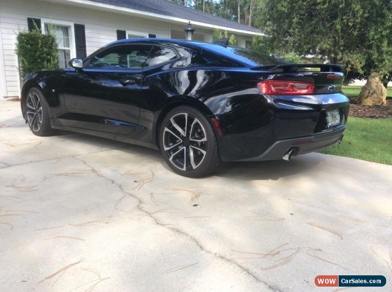2016 chevrolet camaro for sale in united states. Black Bedroom Furniture Sets. Home Design Ideas
