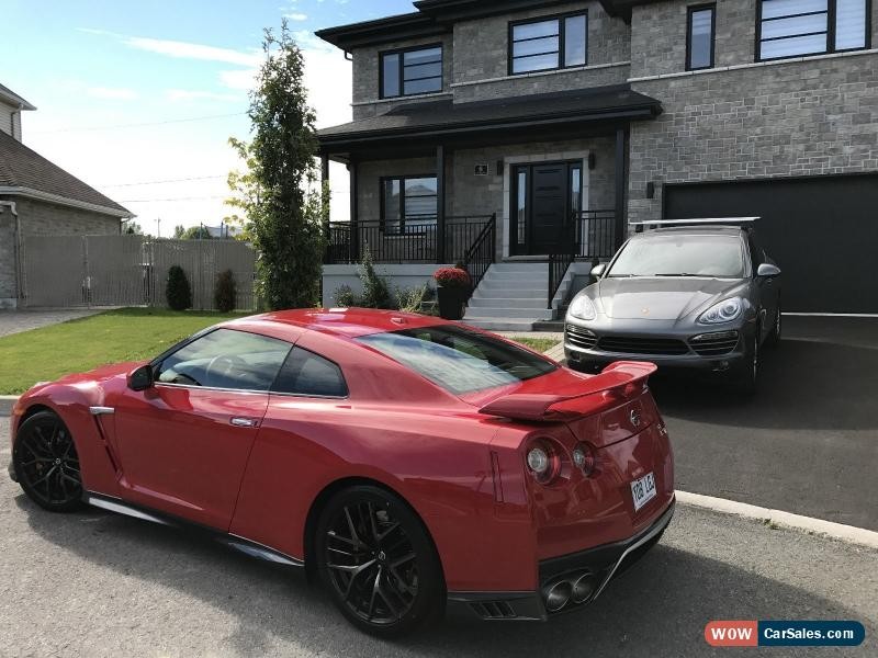2017 Nissan Gt R For Sale In Canada