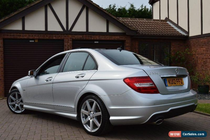 2012 mercedes benz other for sale in united kingdom for Mercedes benz c300 sport for sale