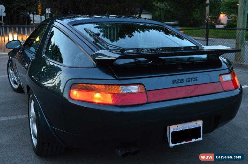1994 Porsche 928 for Sale in Canada