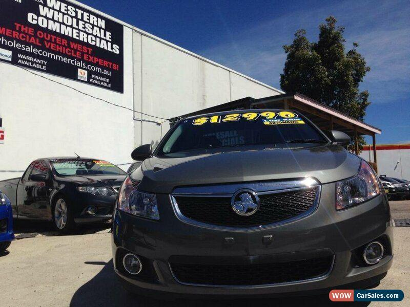 New Used Holden Cruze Cd Cars For Sale In Australia