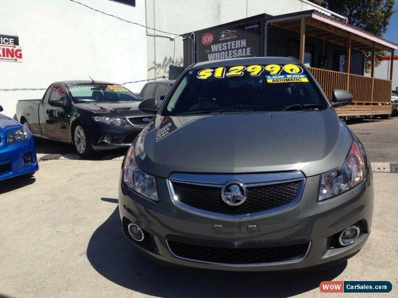 Holden Cruze For Sale In Australia