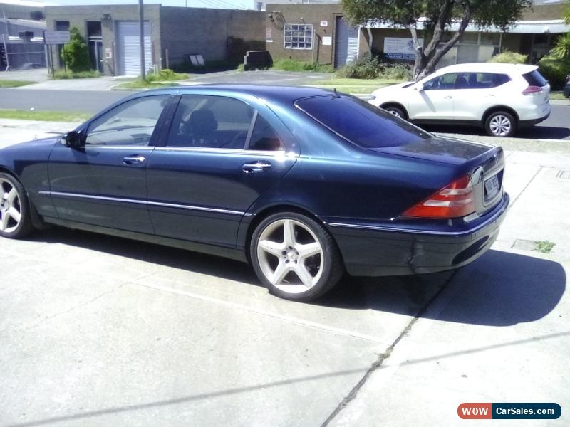 mercedes benz s430 for sale in australia