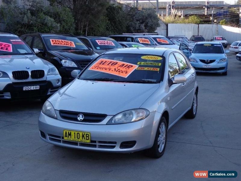 Holden Viva For Sale In Australia