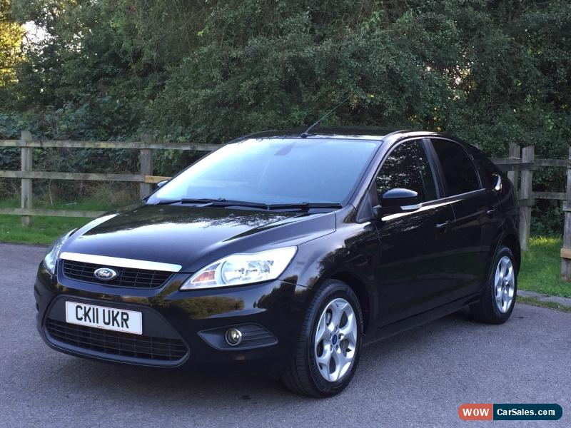 2011 Ford Focus Sport Tdci For Sale In United Kingdom