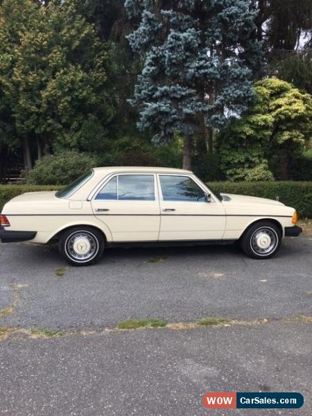1977 mercedes benz 300 series for sale in canada for Mercedes benz 300 series