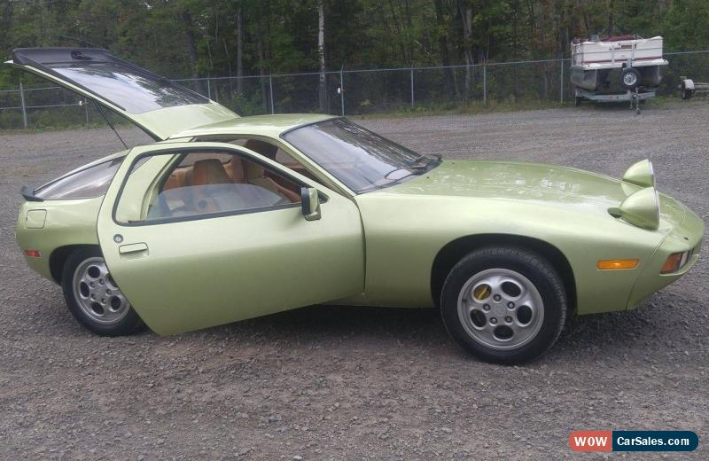 1978 Porsche 928 for Sale in Canada