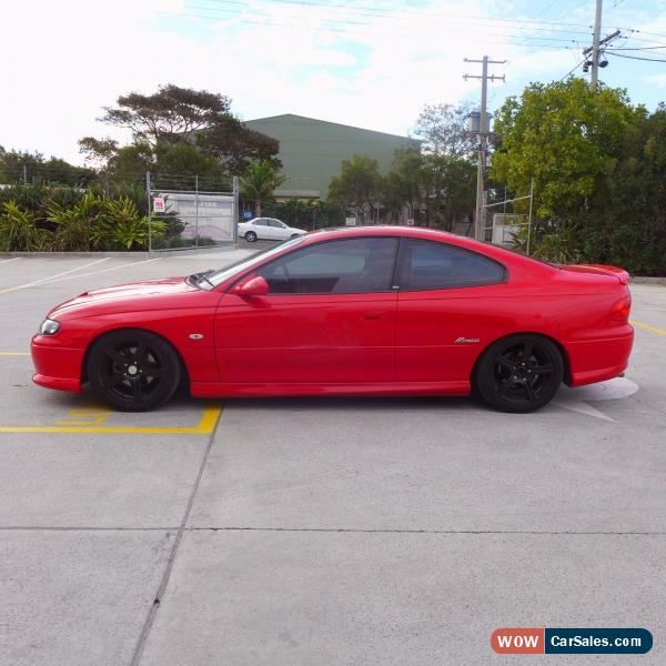 HOLDEN MONARO FOR SALE GUMTREE
