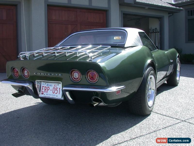 classic 1969 chevrolet corvette stingray for sale. Cars Review. Best American Auto & Cars Review
