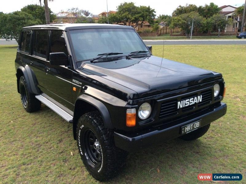 Nissan Patrol For Sale In Australia
