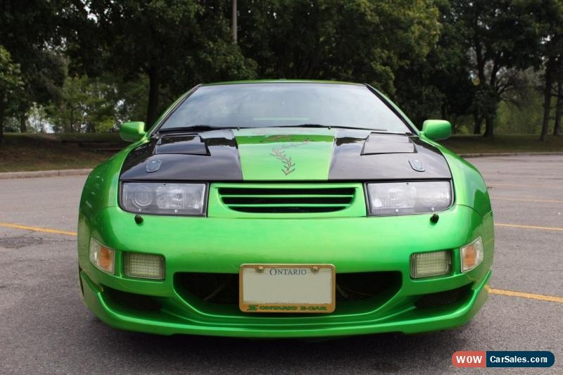 Classic Nissan: 300ZX Twin Turbo #089 For Sale ...