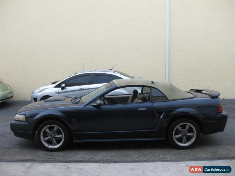 classic 2001 ford mustang gt convertible 2 door for sale. Cars Review. Best American Auto & Cars Review