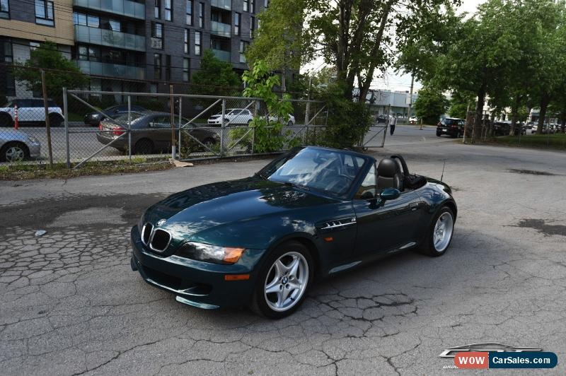 1998 Bmw M Roadster Amp Coupe For Sale In Canada
