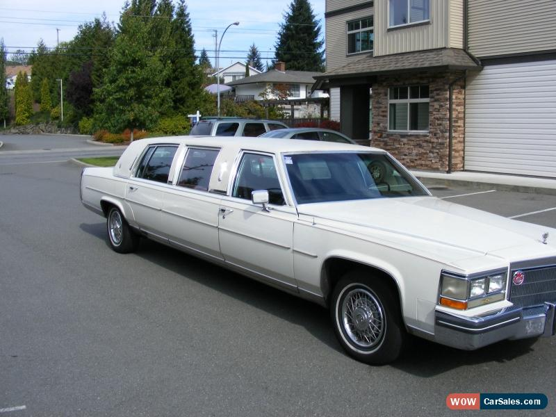 for cadillac sale brougham with photos used carfax