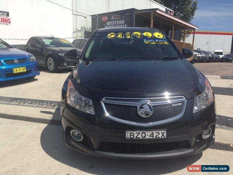 Holden Cruze For Sale In Australia