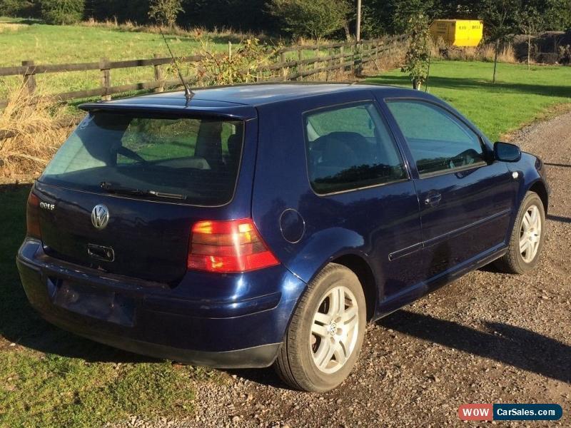 2000 Volkswagen Golf For Sale In United Kingdom