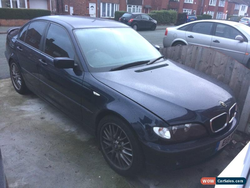 2002 bmw e46 for sale in united kingdom. Black Bedroom Furniture Sets. Home Design Ideas