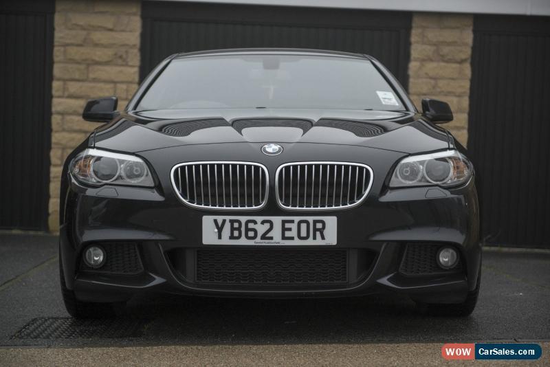 2012 bmw 520d m sport auto for sale in united kingdom. Black Bedroom Furniture Sets. Home Design Ideas