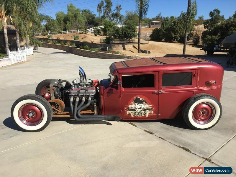 1929 Ford 4 door Rat Rod for Sale in United States