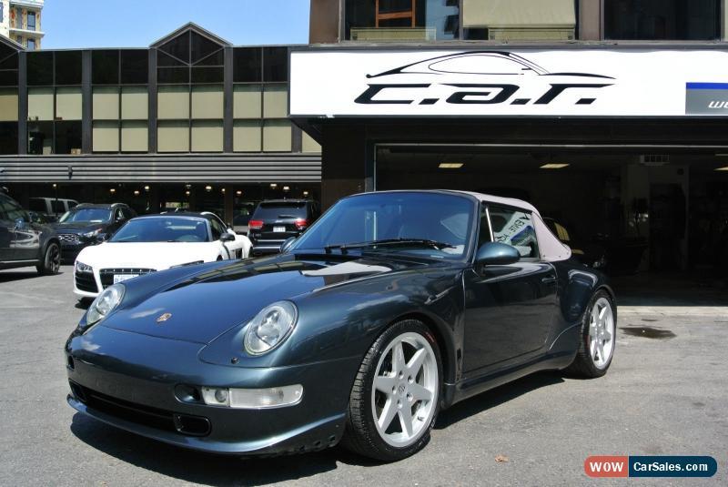 1995 Porsche 911 For Sale In Canada