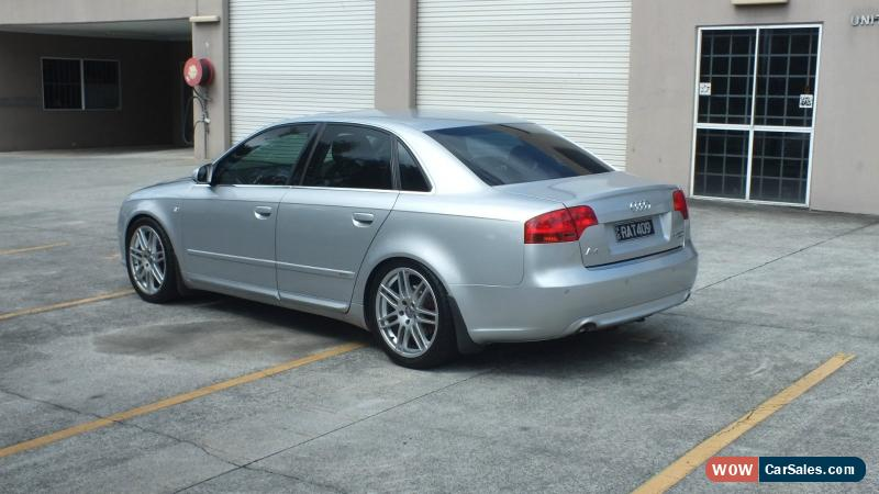 audi audi a4 2006 3 0 tdi quattro for sale in australia. Black Bedroom Furniture Sets. Home Design Ideas