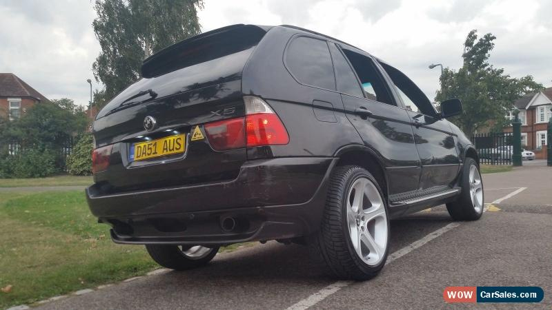2001 bmw x5 d sport auto for sale in united kingdom. Black Bedroom Furniture Sets. Home Design Ideas