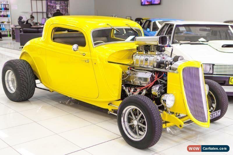 Hot Rod Car Sales Australia