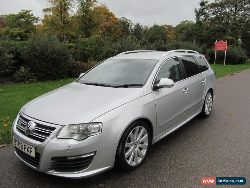2008 volkswagen passat r36 fsi s a for sale in united kingdom. Black Bedroom Furniture Sets. Home Design Ideas