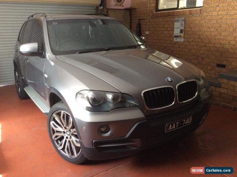2008 Bmw X5 E70 D Wagon 5dr Steptronic 6sp 4x4 3 0d 7 Seater Diesel