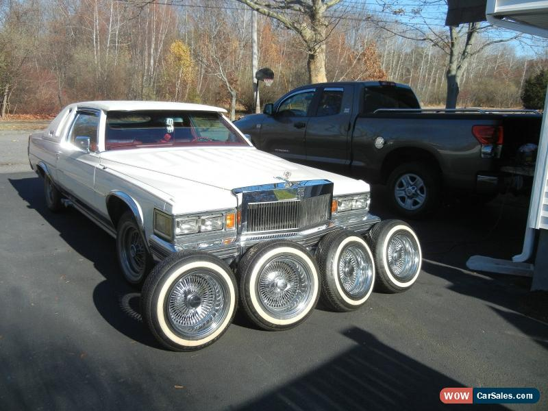 1979 Cadillac DeVille for Sale in United States