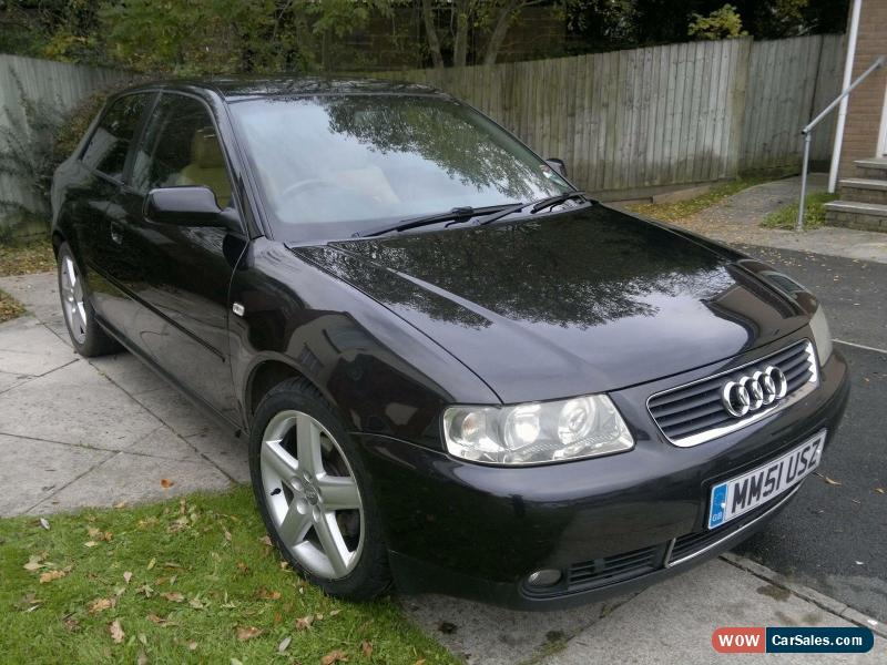 2001 audi a3 for sale in united kingdom. Black Bedroom Furniture Sets. Home Design Ideas