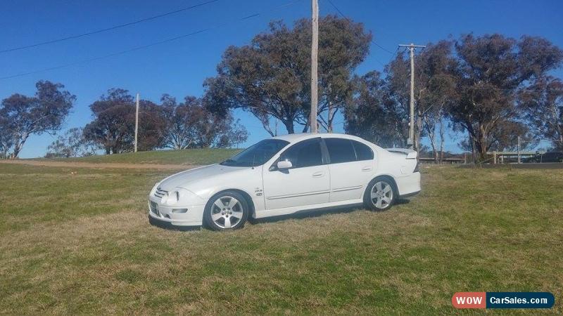 Ford Falcon For Sale In Australia