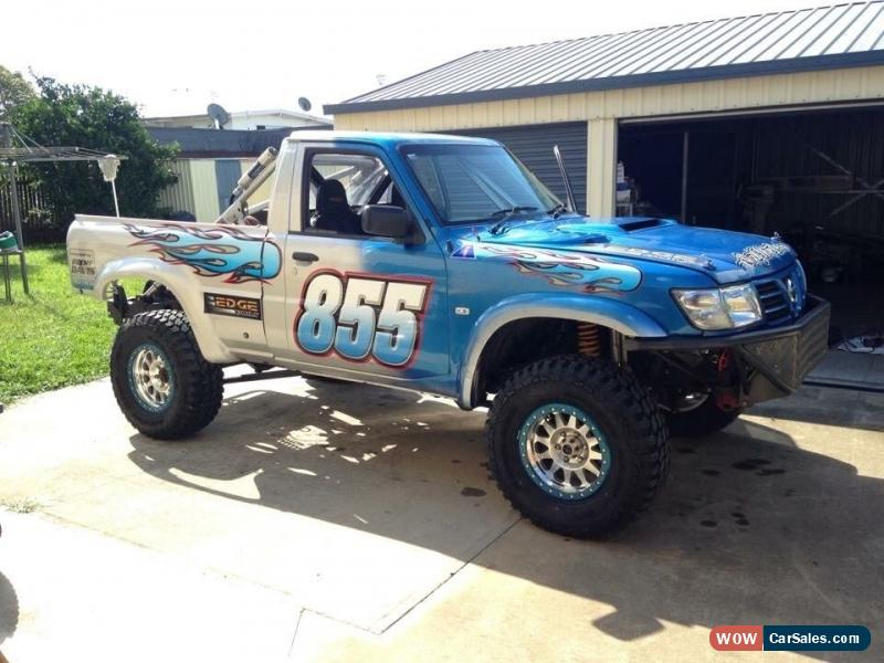 Nissan Patrol Extreme 4wd comp truck ls1