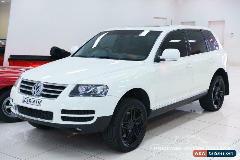 volkswagen touareg for sale in australia. Black Bedroom Furniture Sets. Home Design Ideas