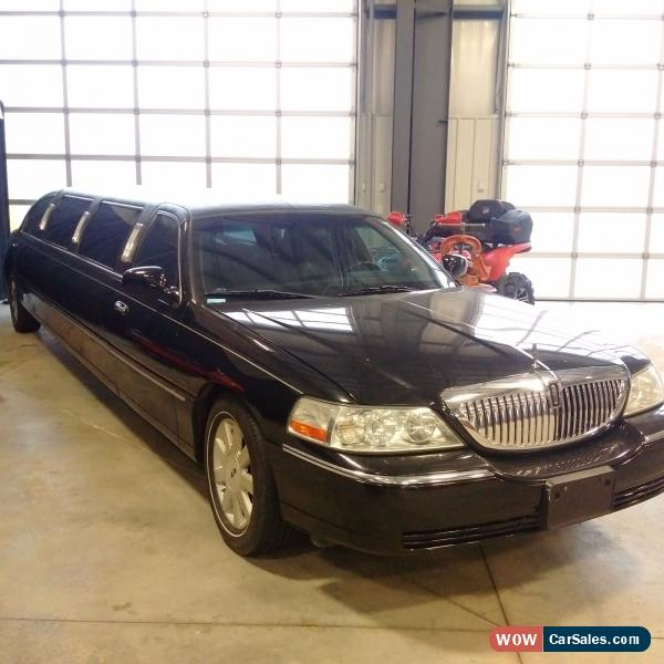 2004 Lincoln Town Car For Sale In Canada