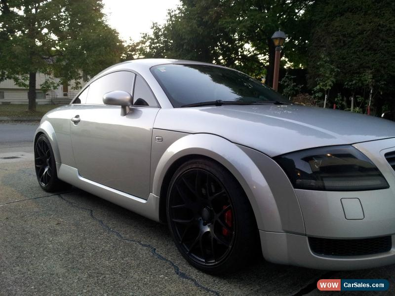 Audi TT For Sale In Canada - 2002 audi tt
