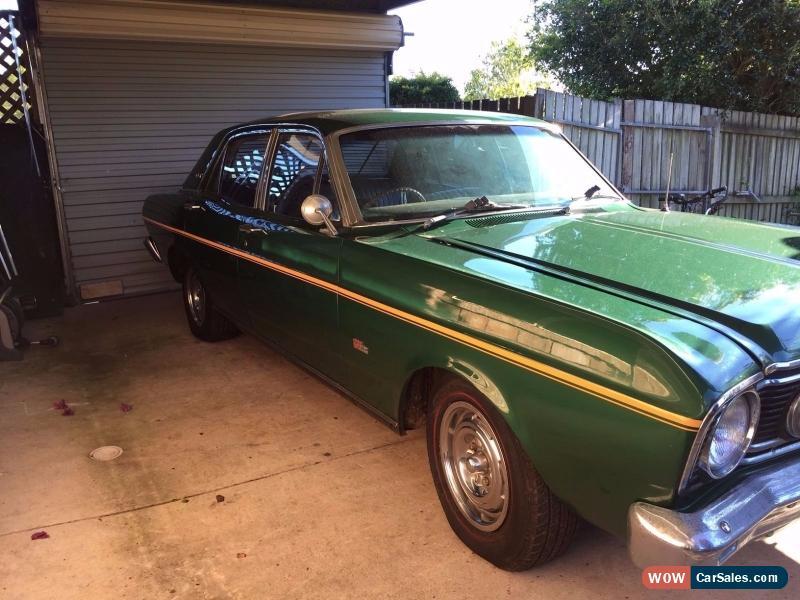 1969 Ford Falcon XT GT 302W auto LSD, Monaro GTS Torana XU1 Pacer R/T Brock  HDT