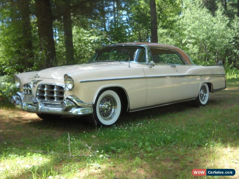 1956 Chrysler Imperial For Sale In Canada
