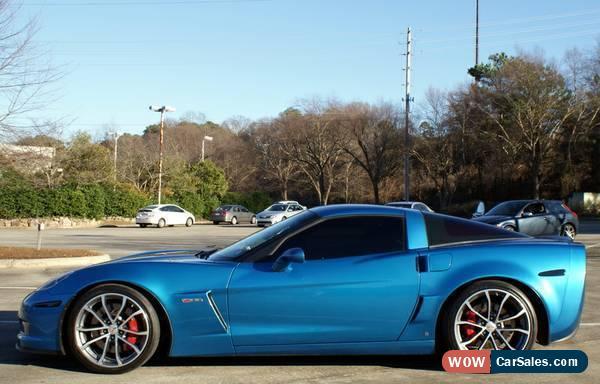 2008 Chevrolet Corvette For Sale In United States