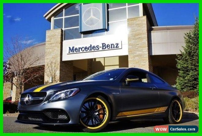 2017 Mercedes-benz C-Class for Sale in United States