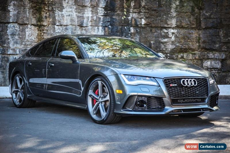 Audi RS For Sale In United States - Audi rs7 for sale