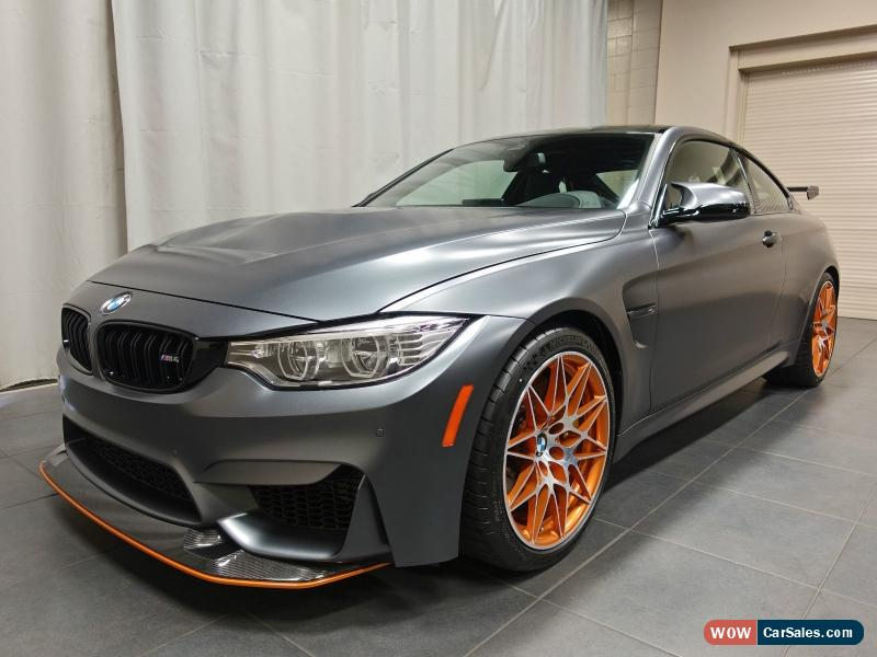 Bmw M4 Gts For Sale >> 2016 Bmw M4 For Sale In Canada