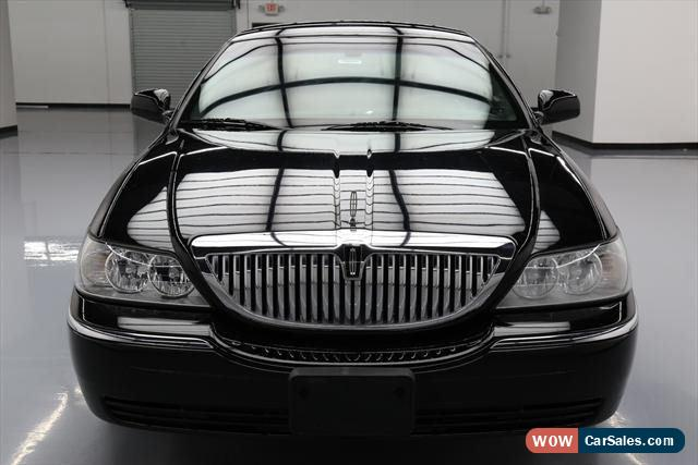 2010 Lincoln Town Car For Sale In United States