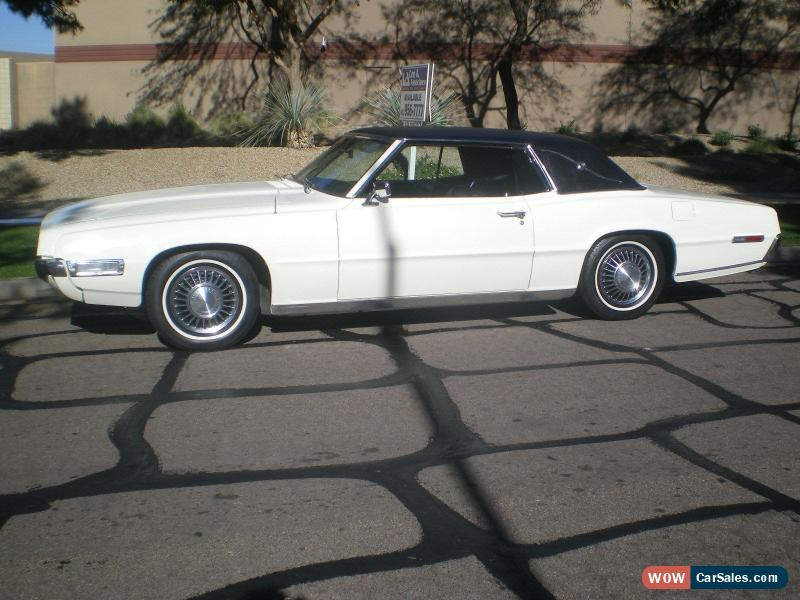 1968 Ford Thunderbird For Sale In United States