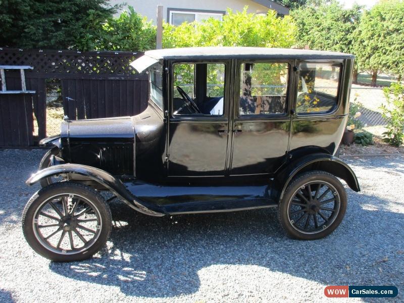 1924 ford model t for sale in canada. Black Bedroom Furniture Sets. Home Design Ideas