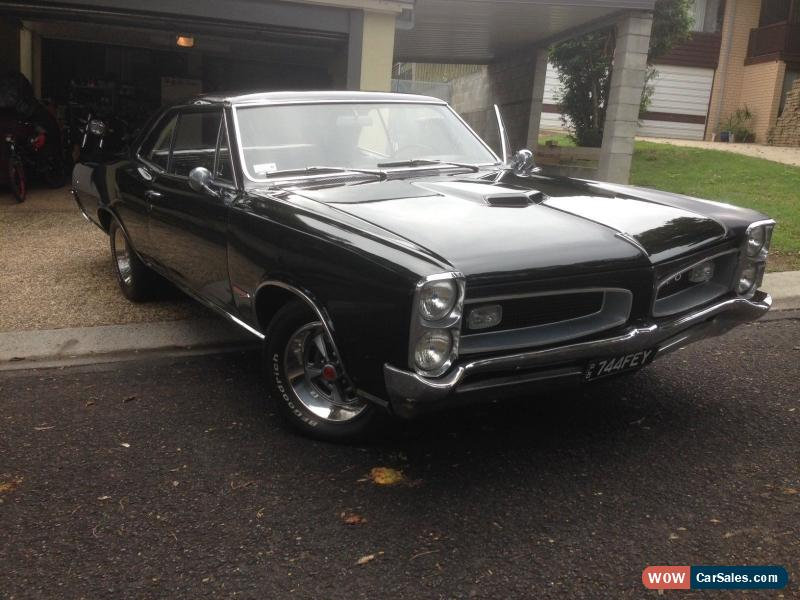 Pontiac GTO for Sale in Australia